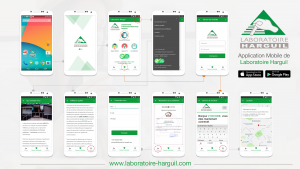 l'application Mobile Harguil